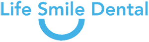 Life Smile Dental Office Logo
